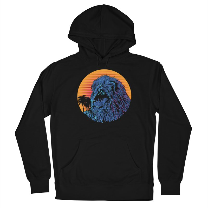 LEO WAVE Women's Pullover Hoody by robbyiodized's Artist Shop