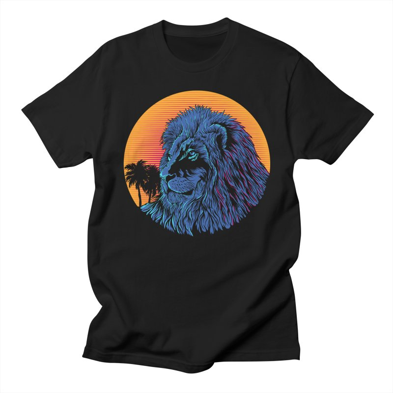 LEO WAVE Men's T-Shirt by robbyiodized's Artist Shop