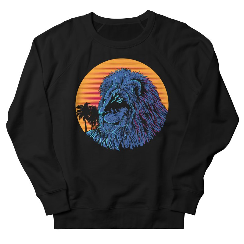 LEO WAVE Men's Sweatshirt by robbyiodized's Artist Shop
