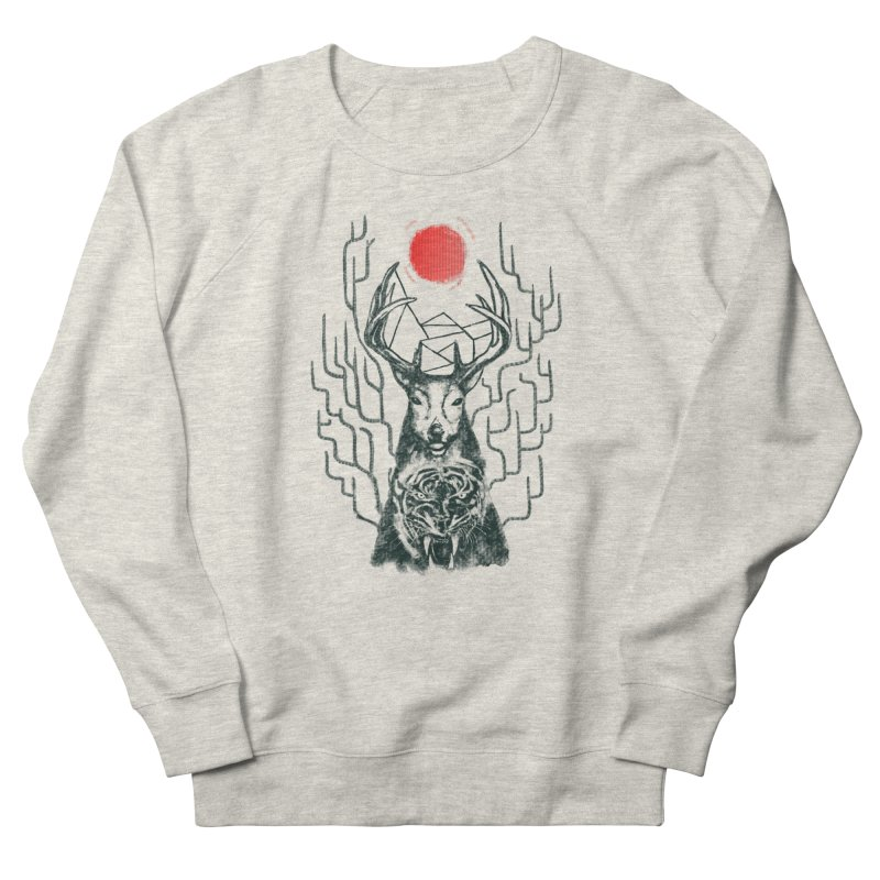 THE BEAST INSIDE Men's Sweatshirt by robbyiodized's Artist Shop