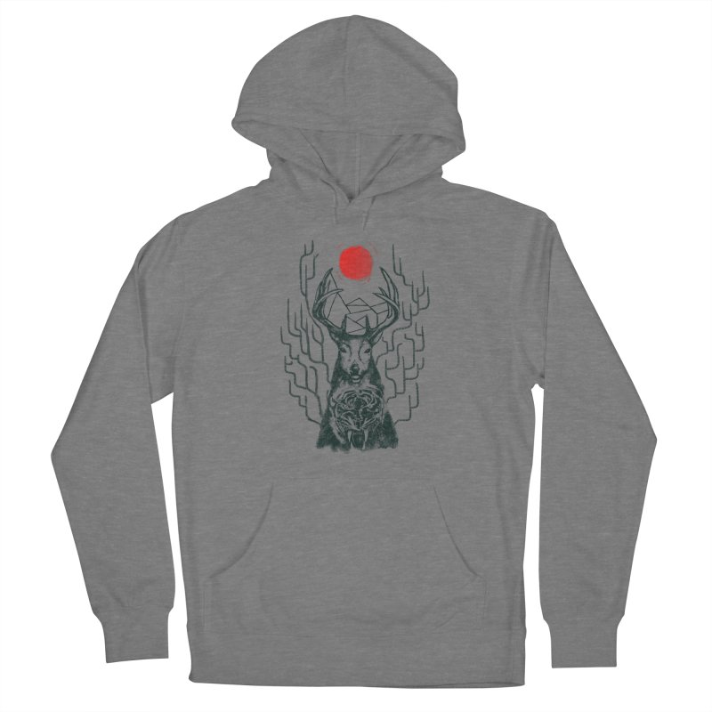 THE BEAST INSIDE Men's Pullover Hoody by robbyiodized's Artist Shop