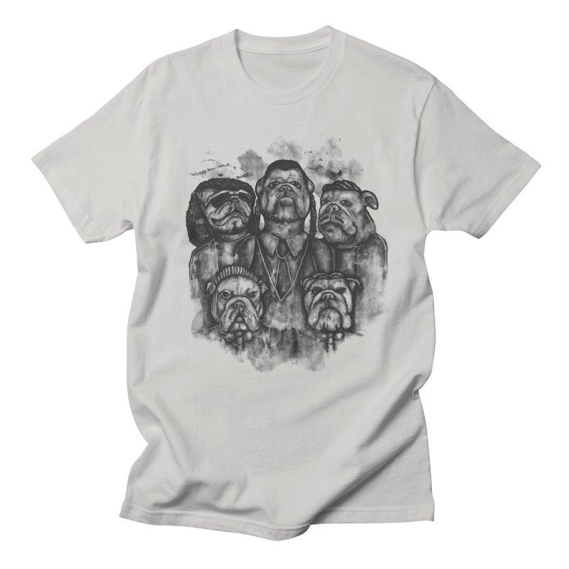 BULLDOGS&HARMONY Men's Regular T-Shirt by robbyiodized's Artist Shop