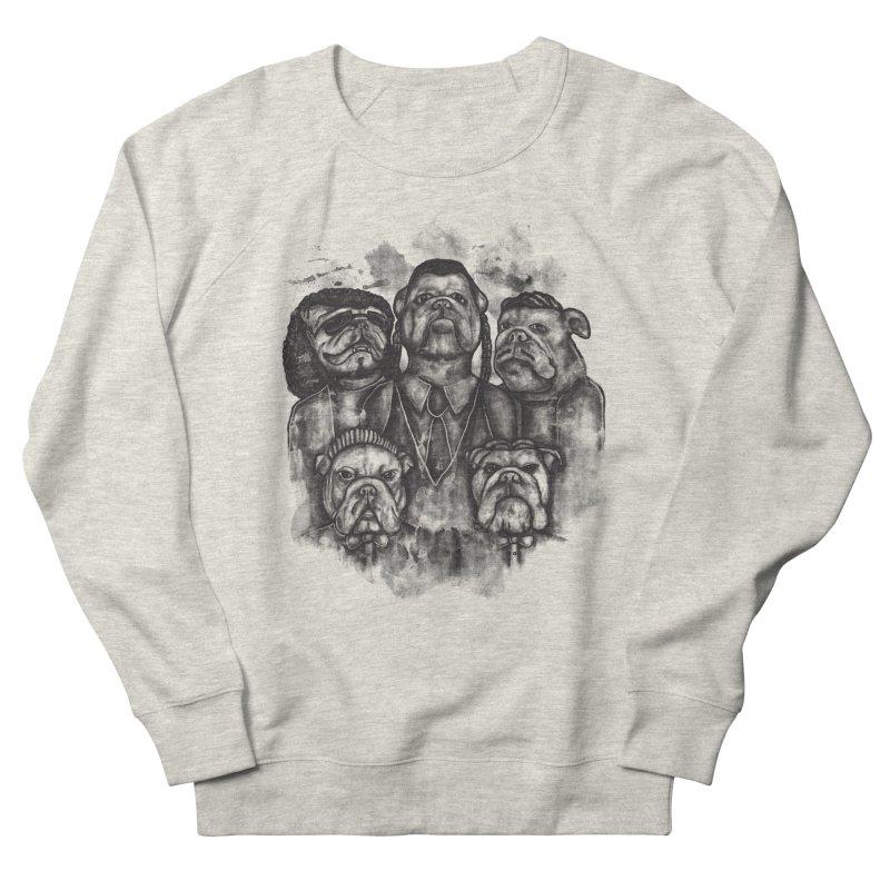 BULLDOGS&HARMONY Men's French Terry Sweatshirt by robbyiodized's Artist Shop