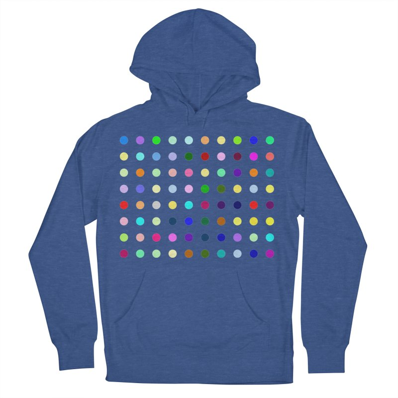 Nimetazepam Men's French Terry Pullover Hoody by Robert Hirst Artist Shop