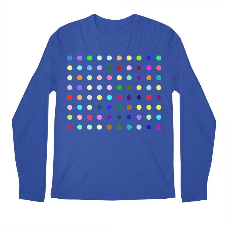 Nimetazepam Men's Regular Longsleeve T-Shirt by Robert Hirst Artist Shop