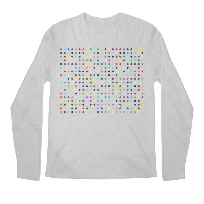 Nitrazepam Men's Regular Longsleeve T-Shirt by Robert Hirst Artist Shop