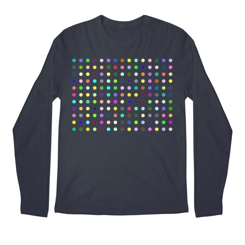 Nordiazepam Men's Regular Longsleeve T-Shirt by Robert Hirst Artist Shop