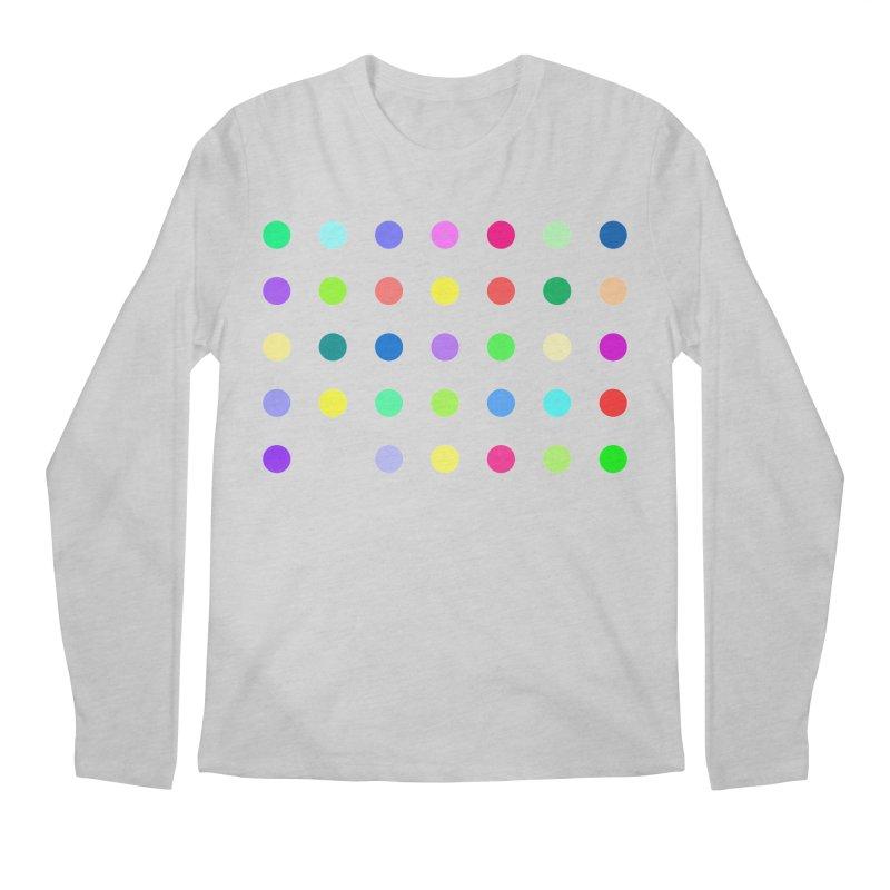 Oxazepam Men's Regular Longsleeve T-Shirt by Robert Hirst Artist Shop