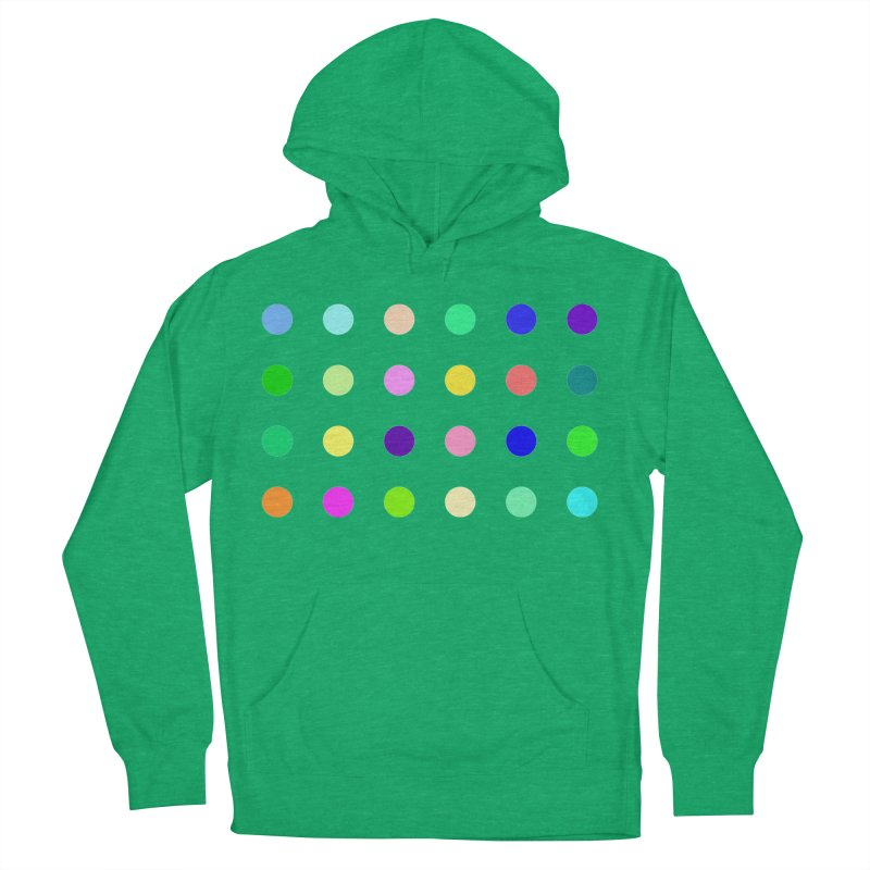 Pinazepam Men's French Terry Pullover Hoody by Robert Hirst Artist Shop