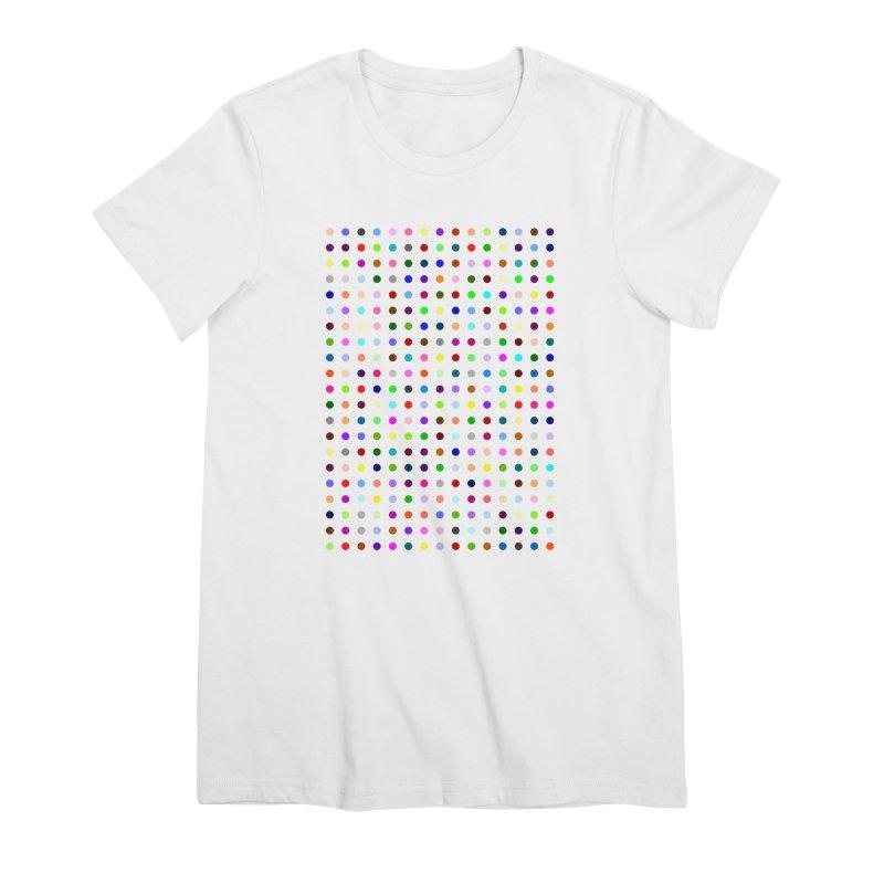 Bretazenil Women's Premium T-Shirt by Robert Hirst Artist Shop