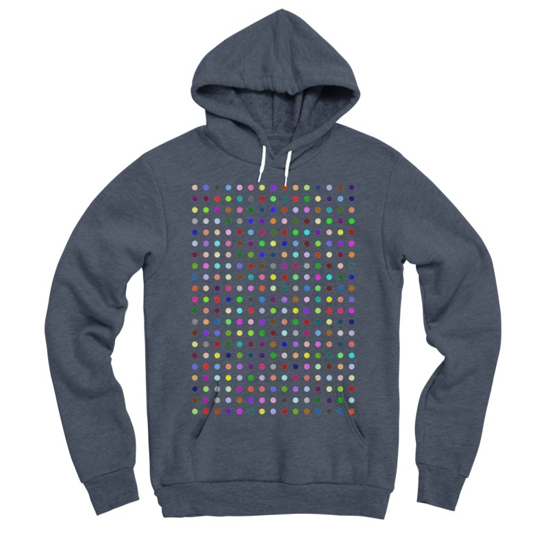Bretazenil Women's Sponge Fleece Pullover Hoody by Robert Hirst Artist Shop