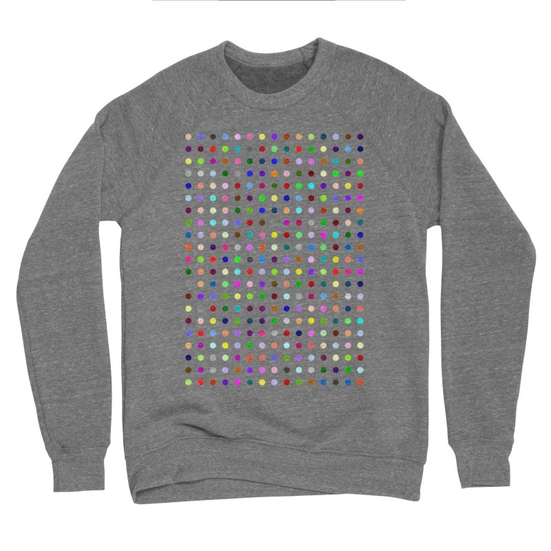 Bretazenil Women's Sponge Fleece Sweatshirt by Robert Hirst Artist Shop