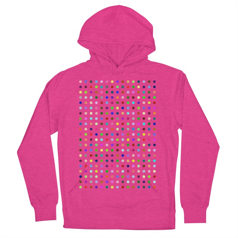 Bretazenil Women's French Terry Pullover Hoody by Robert Hirst Artist Shop