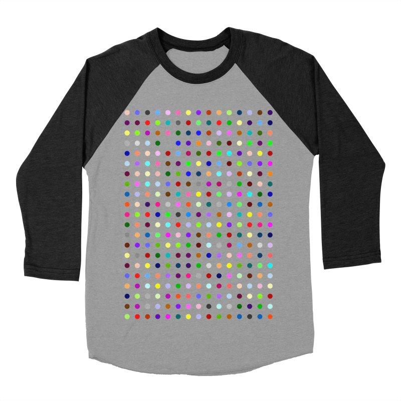 Bretazenil Men's Baseball Triblend Longsleeve T-Shirt by Robert Hirst Artist Shop