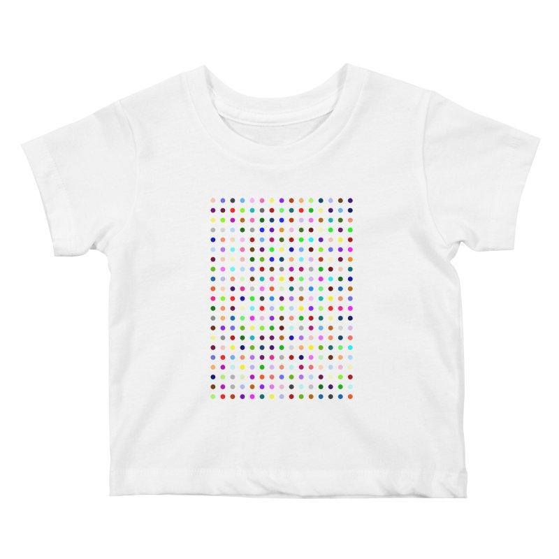 Bretazenil Kids Baby T-Shirt by Robert Hirst Artist Shop