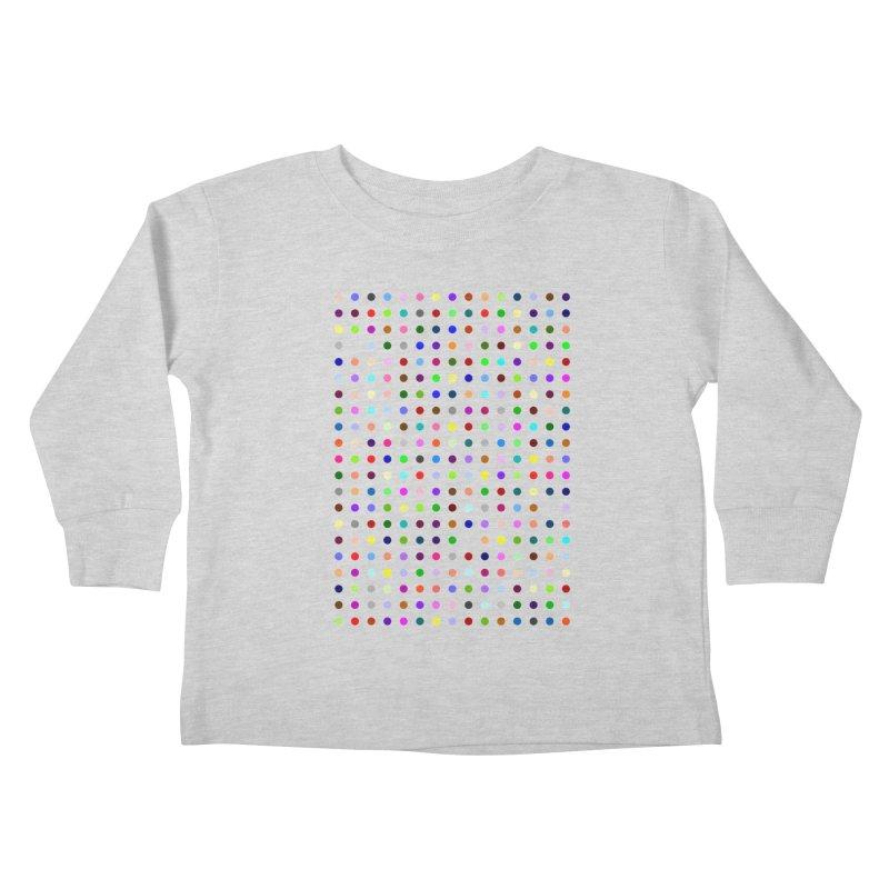 Bretazenil Kids Toddler Longsleeve T-Shirt by Robert Hirst Artist Shop