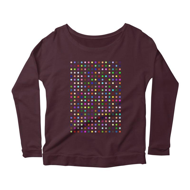 Bretazenil Women's Scoop Neck Longsleeve T-Shirt by Robert Hirst Artist Shop