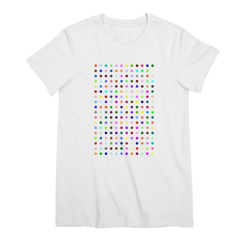 Bromazolam Women's Premium T-Shirt by Robert Hirst Artist Shop