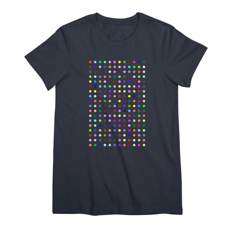 Bromazolam Women's Premium T-Shirt by Robert Hirst Artist Shop