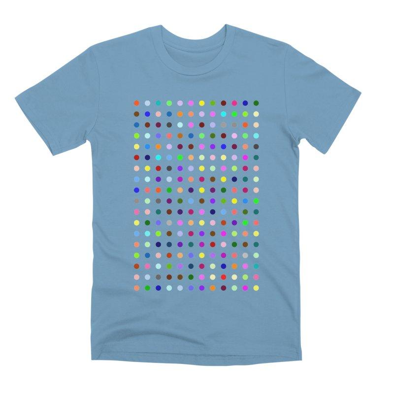 Bromazolam Men's Premium T-Shirt by Robert Hirst Artist Shop
