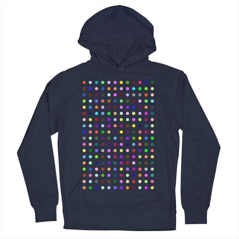 Bromazolam Men's French Terry Pullover Hoody by Robert Hirst Artist Shop