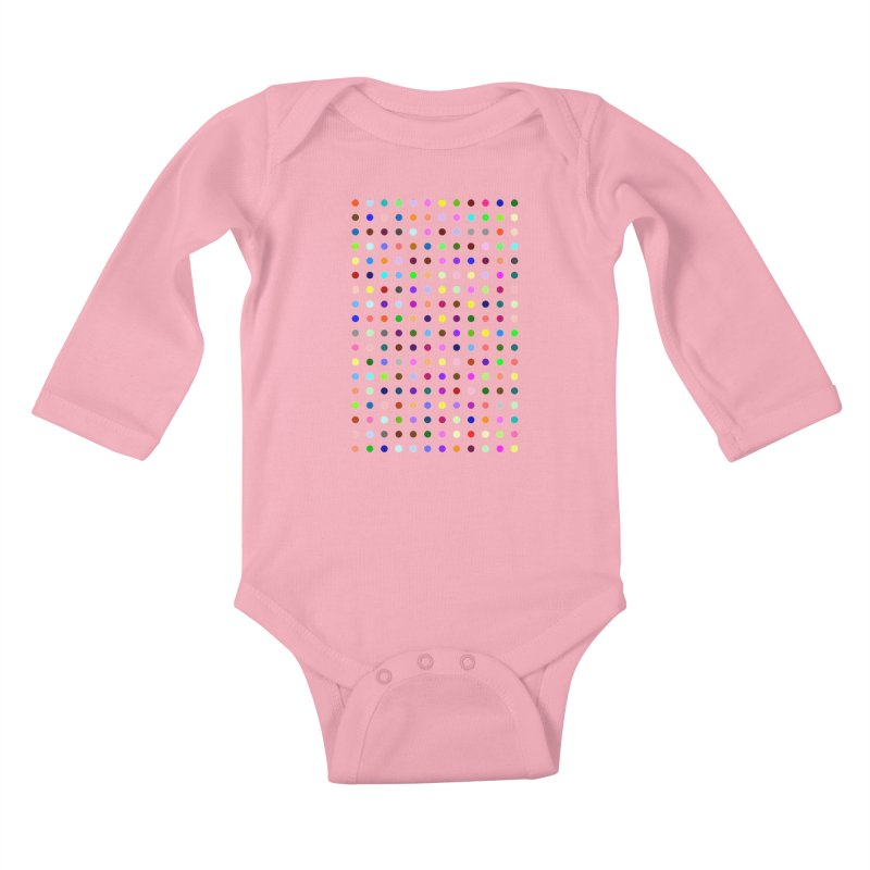 Bromazolam Kids Baby Longsleeve Bodysuit by Robert Hirst Artist Shop