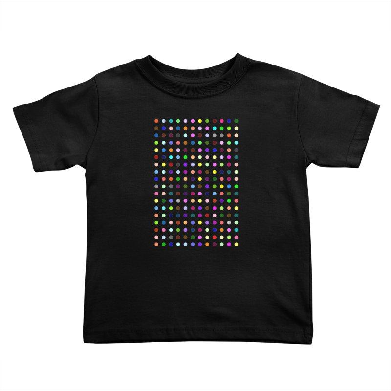 Bromazolam Kids Toddler T-Shirt by Robert Hirst Artist Shop