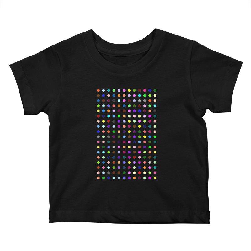 Bromazolam Kids Baby T-Shirt by Robert Hirst Artist Shop