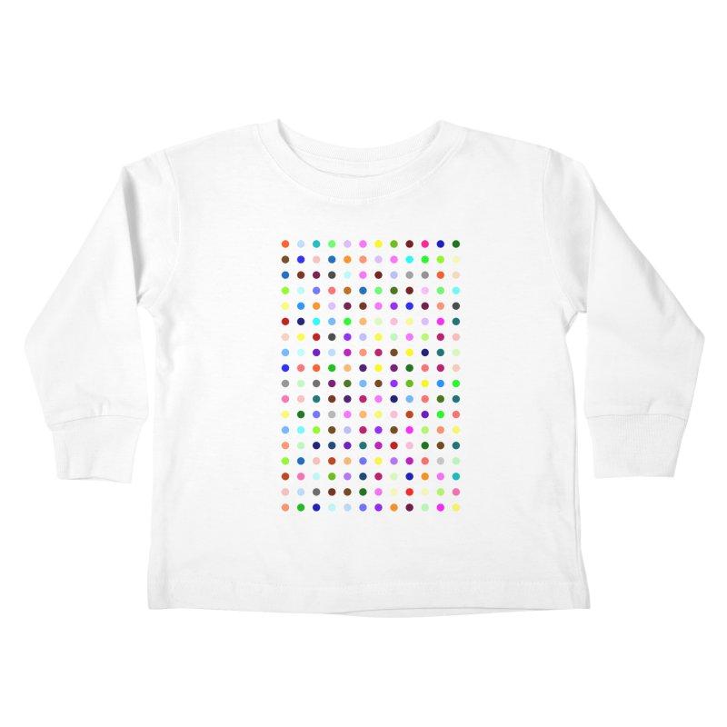 Bromazolam Kids Toddler Longsleeve T-Shirt by Robert Hirst Artist Shop
