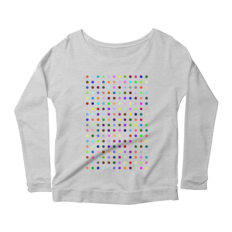Bromazolam Women's Scoop Neck Longsleeve T-Shirt by Robert Hirst Artist Shop