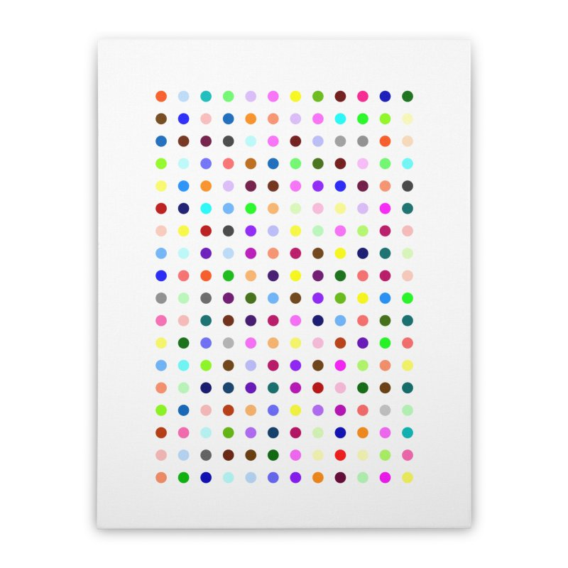Bromazolam Home Stretched Canvas by Robert Hirst Artist Shop