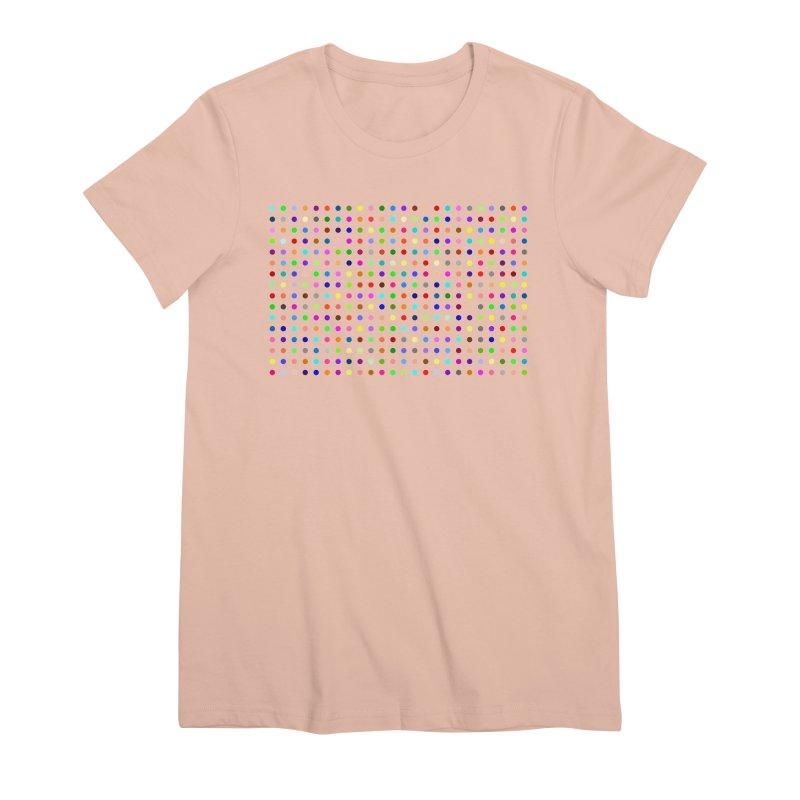 Deschloroetizolam Women's Premium T-Shirt by Robert Hirst Artist Shop