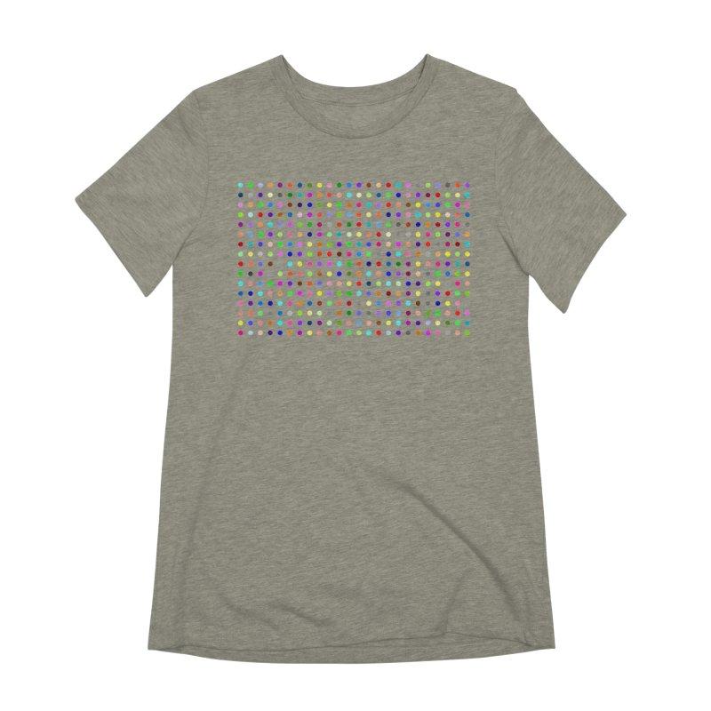 Deschloroetizolam Women's Extra Soft T-Shirt by Robert Hirst Artist Shop