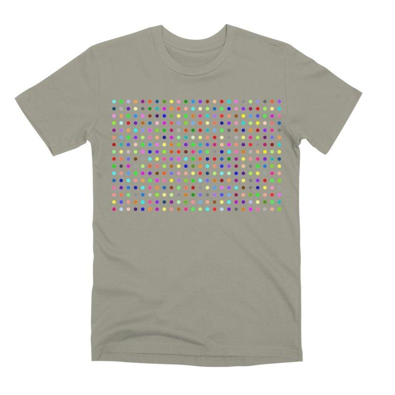 Deschloroetizolam Men's Premium T-Shirt by Robert Hirst Artist Shop