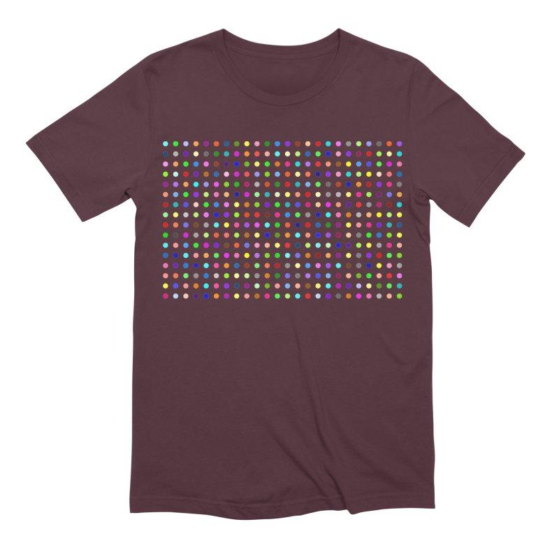 Deschloroetizolam Men's Extra Soft T-Shirt by Robert Hirst Artist Shop