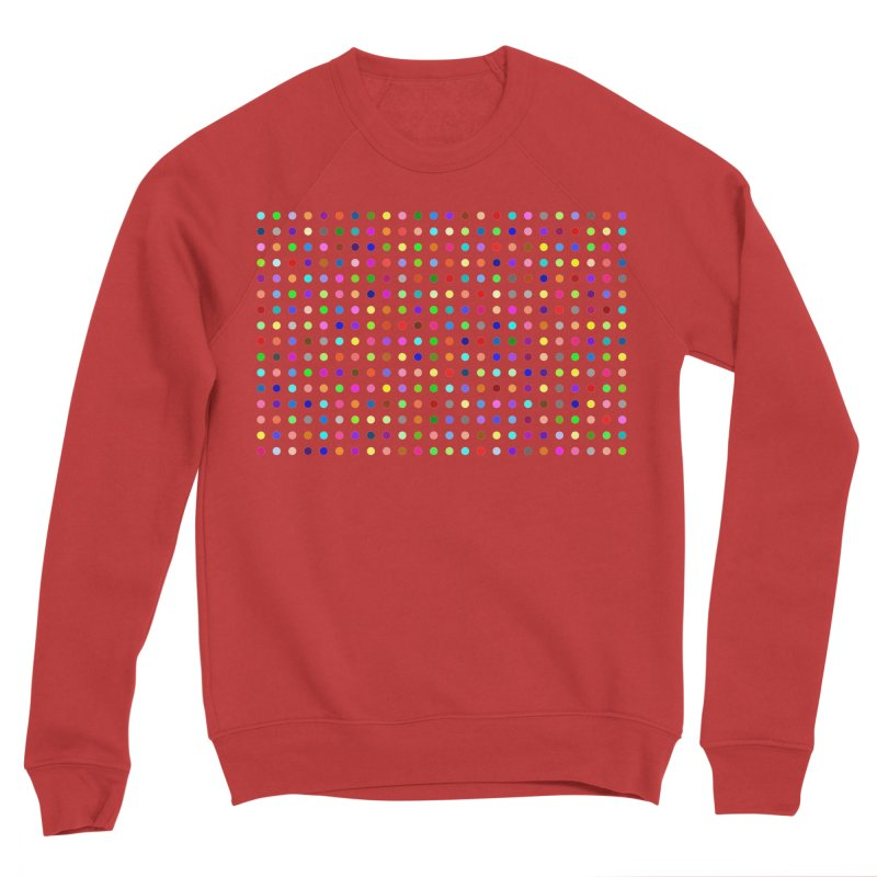 Deschloroetizolam Men's Sponge Fleece Sweatshirt by Robert Hirst Artist Shop