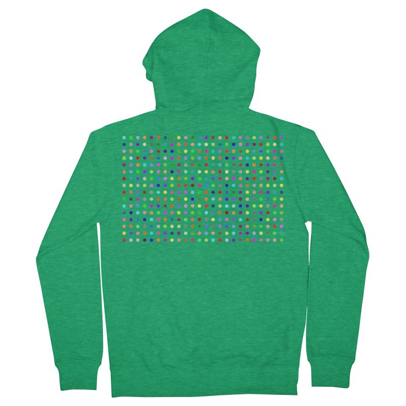 Deschloroetizolam Men's Zip-Up Hoody by Robert Hirst Artist Shop