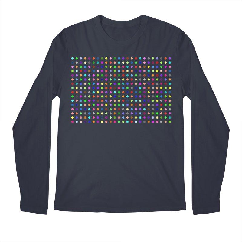 Deschloroetizolam Men's Longsleeve T-Shirt by Robert Hirst Artist Shop