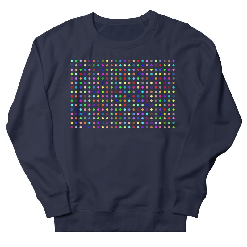 Deschloroetizolam Women's French Terry Sweatshirt by Robert Hirst Artist Shop