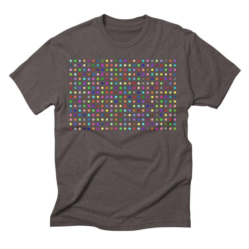 Deschloroetizolam Men's Triblend T-Shirt by Robert Hirst Artist Shop