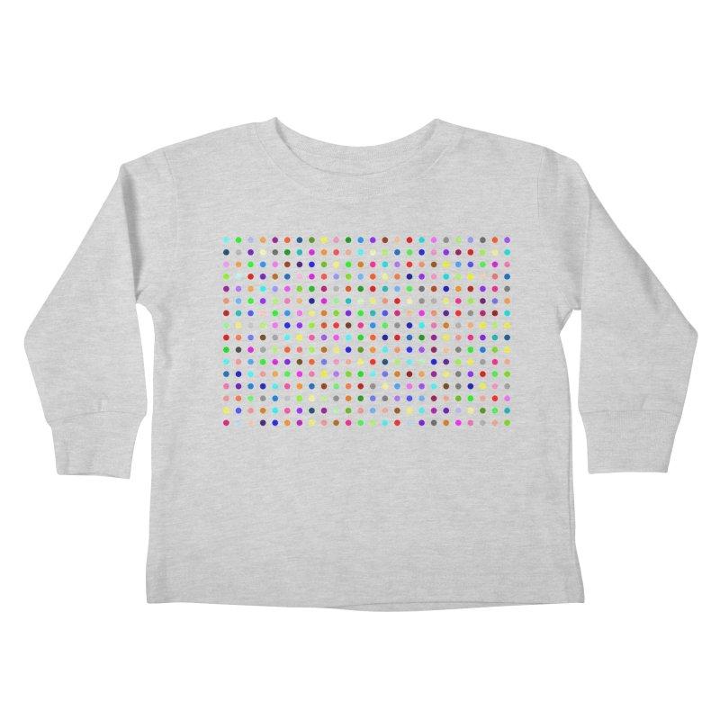 Deschloroetizolam Kids Toddler Longsleeve T-Shirt by Robert Hirst Artist Shop