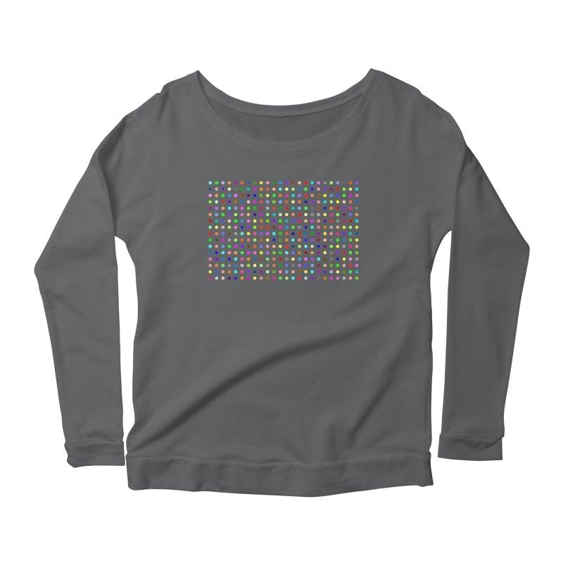 Deschloroetizolam Women's Scoop Neck Longsleeve T-Shirt by Robert Hirst Artist Shop