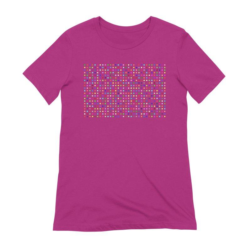 Flubromazepam Women's Extra Soft T-Shirt by Robert Hirst Artist Shop