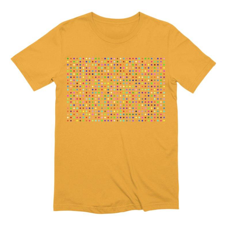 Flubromazepam Men's Extra Soft T-Shirt by Robert Hirst Artist Shop
