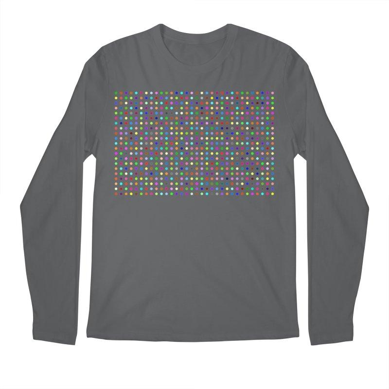 Flubromazepam Men's Regular Longsleeve T-Shirt by Robert Hirst Artist Shop