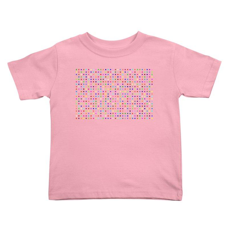 Flubromazepam Kids Toddler T-Shirt by Robert Hirst Artist Shop