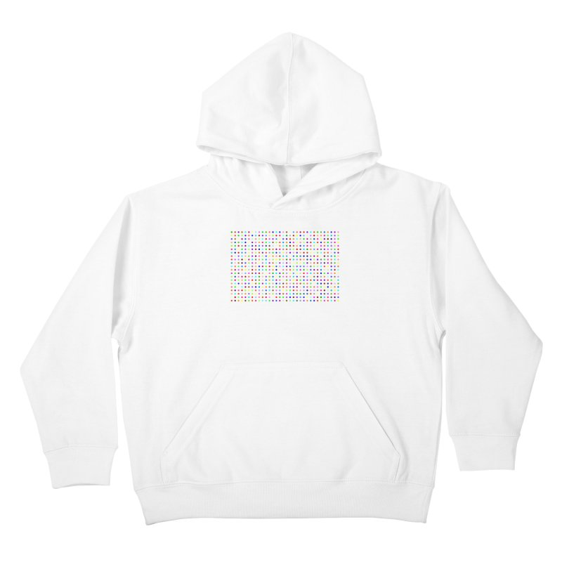 Flubromazepam Kids Pullover Hoody by Robert Hirst Artist Shop