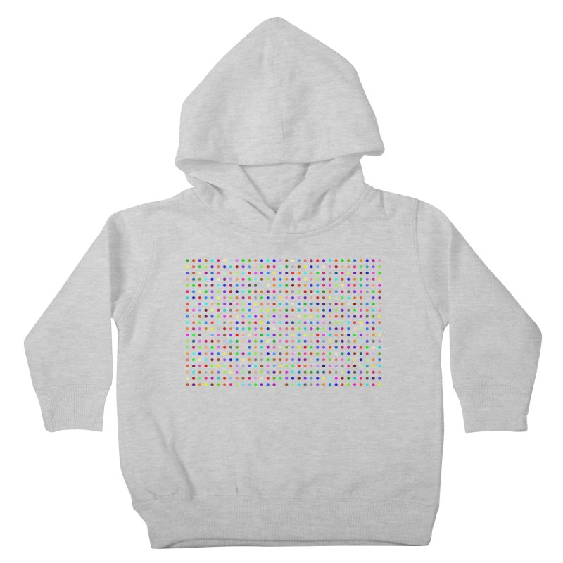 Flubromazepam Kids Toddler Pullover Hoody by Robert Hirst Artist Shop