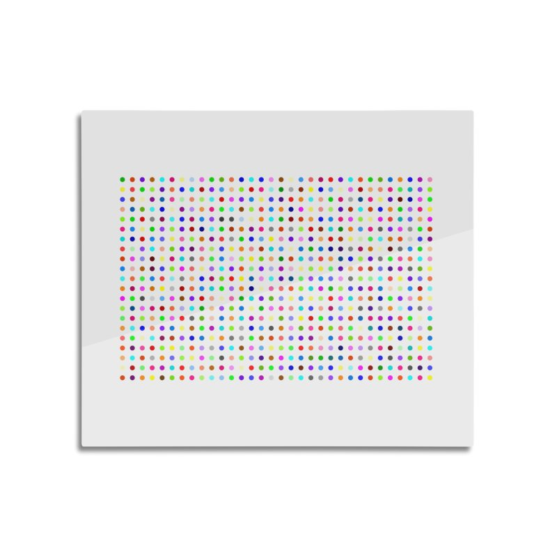 Flubromazepam Home Mounted Acrylic Print by Robert Hirst Artist Shop