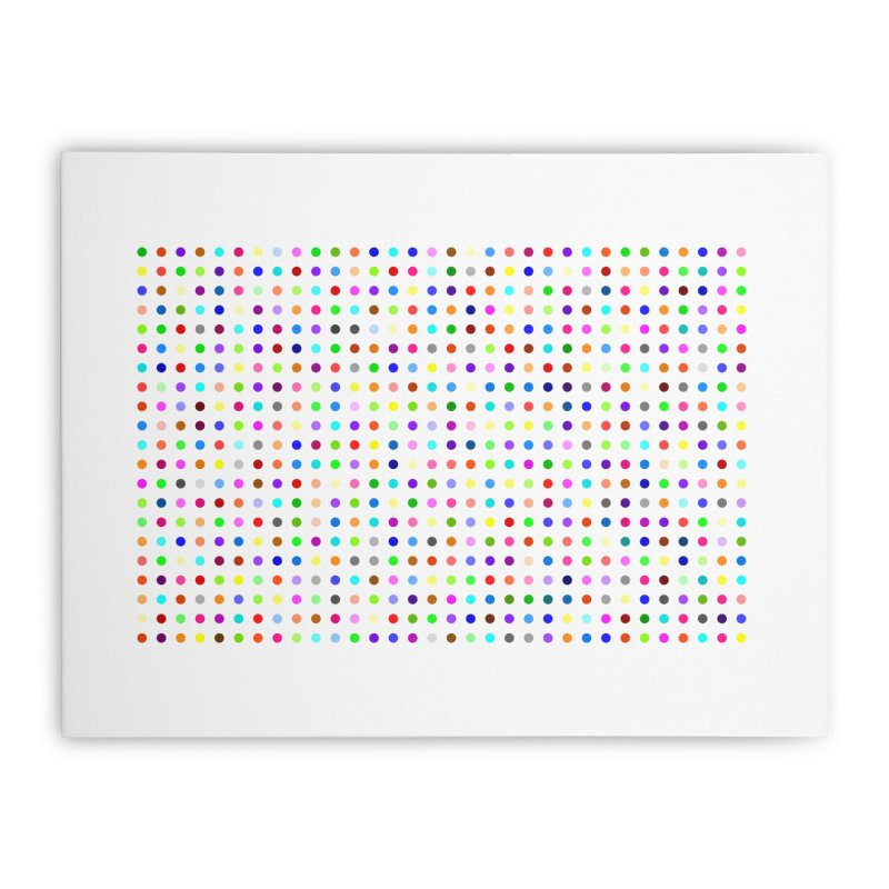 Flubromazepam Home Stretched Canvas by Robert Hirst Artist Shop